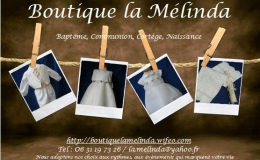 BOUTIQUE LA MELINDA